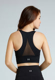 Holly Mesh Sports Bra