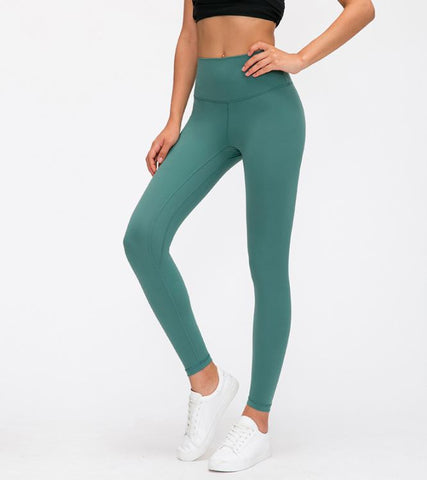 Laura Khaki Leggings