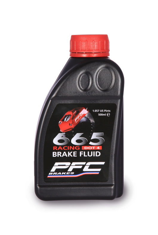 Performance Friction RH665 Dot 4 Racing Brake Fluid