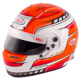 Bell RS7 Pro Helmet - Falcon Red