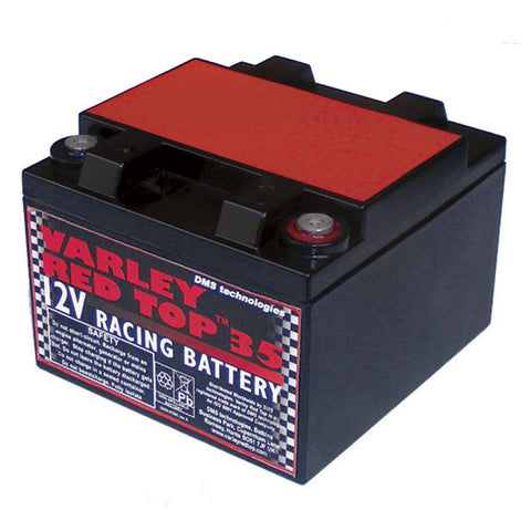 Varley Red Top 35 Racing Battery
