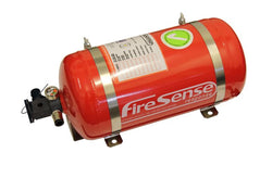 4 Litre AFFF Alloy Mechanical FIA Approved Fire Extinguisher