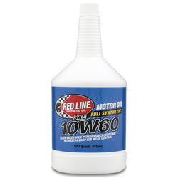 Red Line 10W60 Performance Engine Oil