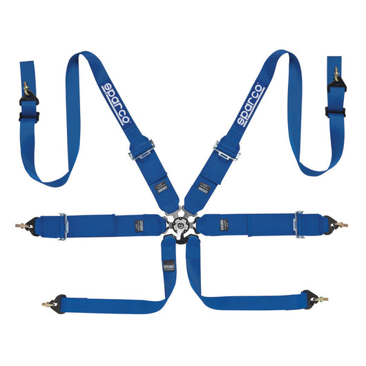 Sparco 6 point FIA Harness FHR 2