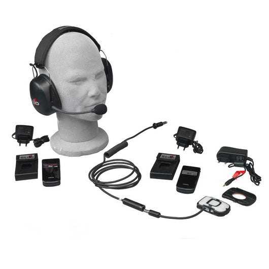Stilo Verbacom Pit To Car Communication System