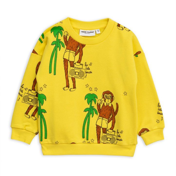 Cool Monkey AOP Sweatshirt