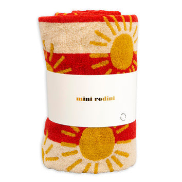Sun Stripe Beach Towel
