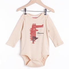 Crocodile Yoga Bodysuit