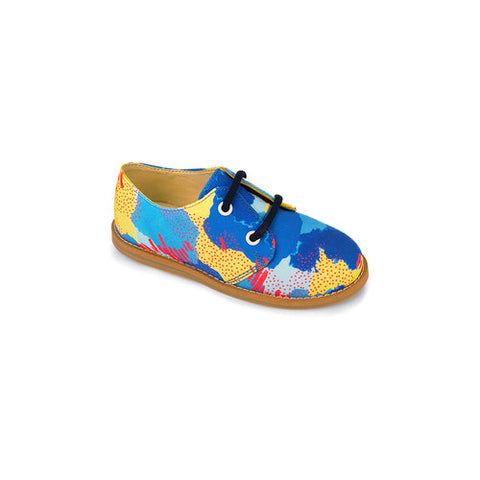"""Art Pop"" Textile Shoe"