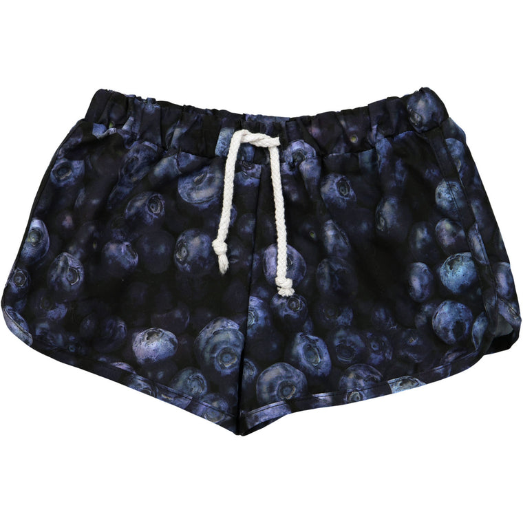 Blueberry Swim Short