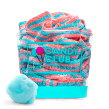 Candy Club Cotton Candy Sour Belts