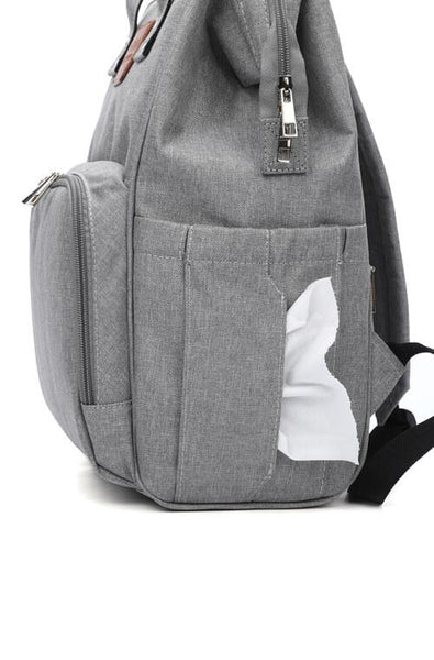 Citi Collective Diaper Backpacks - The Citi Traveler