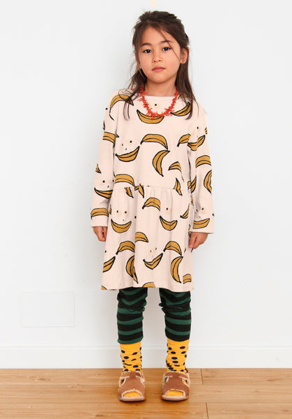 AOP Banana Faces Dress