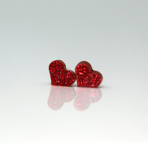 Pretty Smart Clip-On Earrings - Stars & Hearts