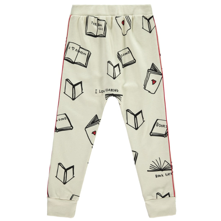 AOP Books Velo Pants