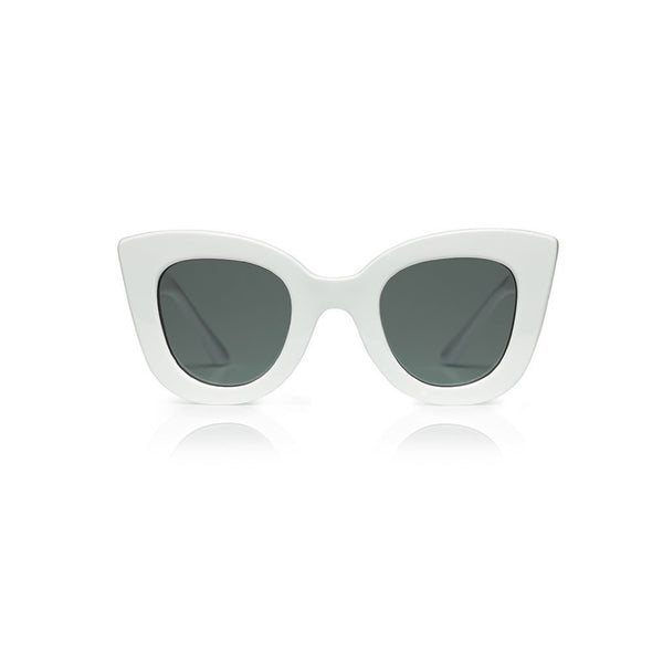 Cat Cat Sunglasses - White
