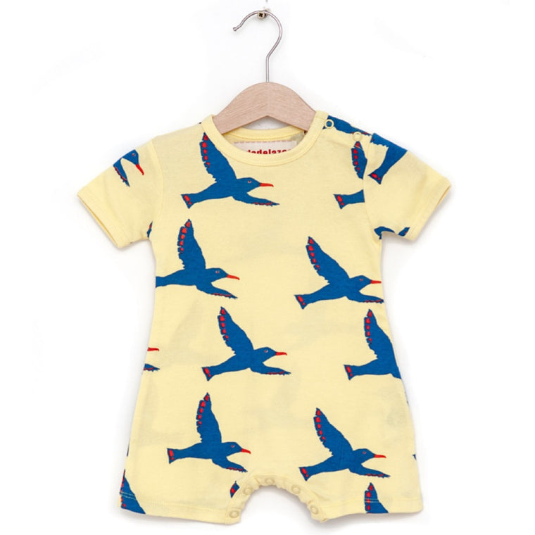 Flying Seagulls Bodysuit