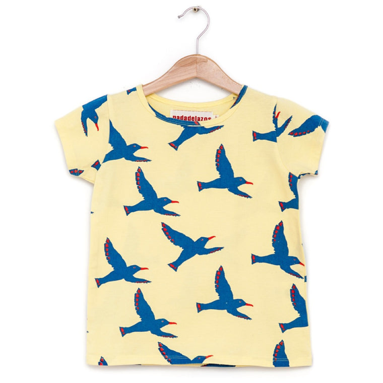 Flying Seagulls Tee