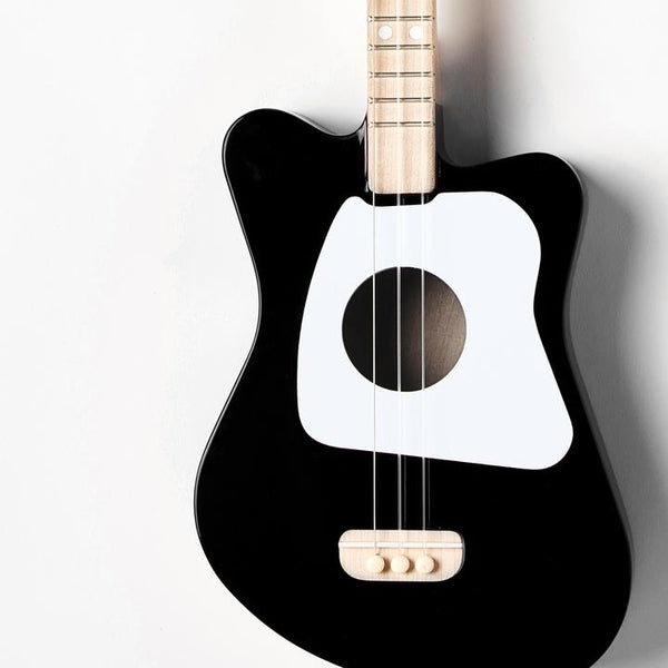 Black Mini Guitar