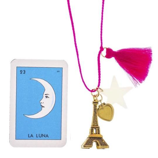 Paris Is Always A Good Idea Necklace