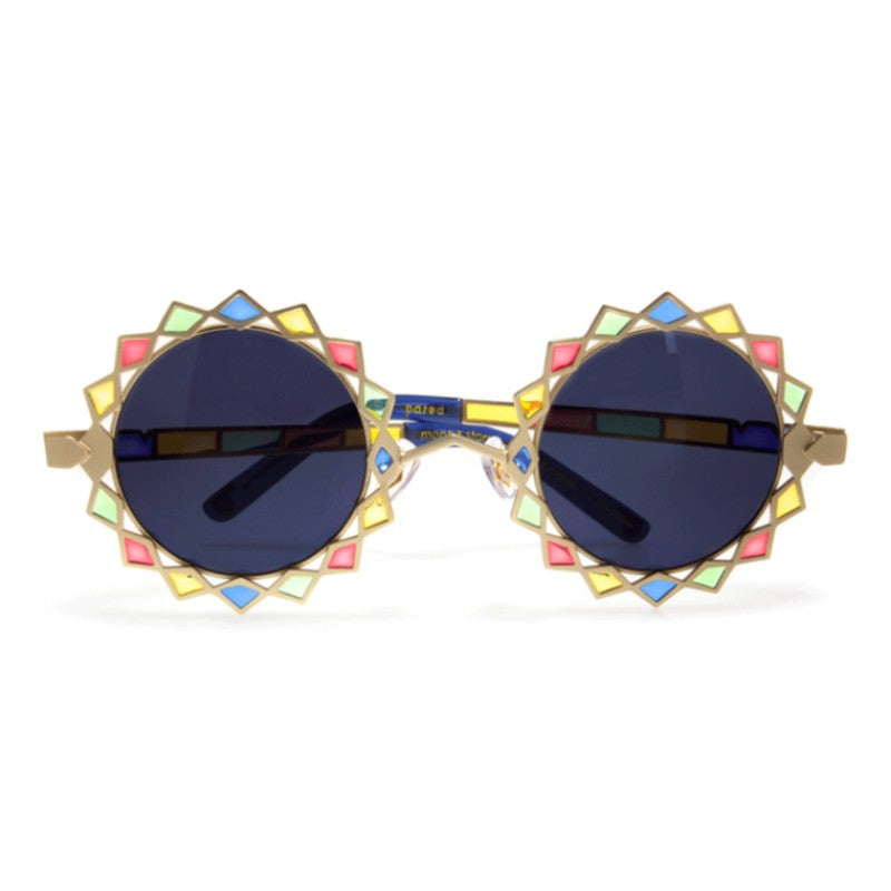 Moon and Stars Women's Sunnies (Rainbow)
