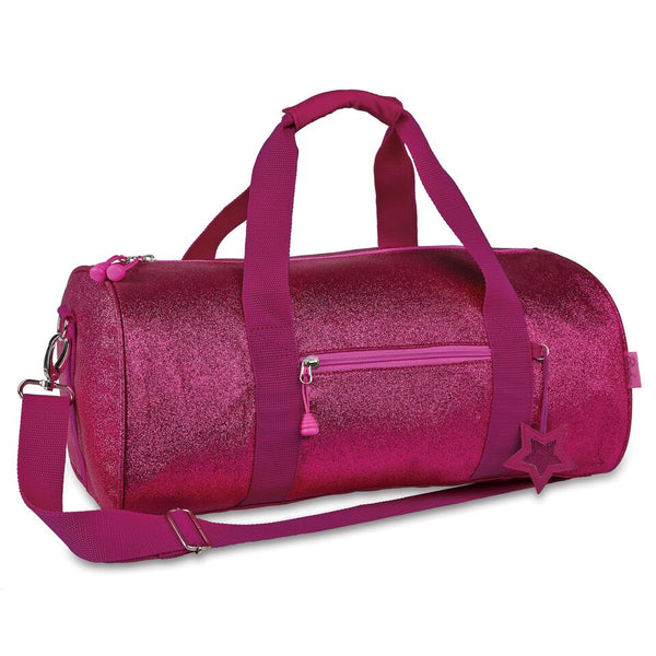 Ruby Raspberry Duffle