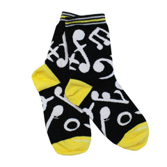Blues Socks (Black)