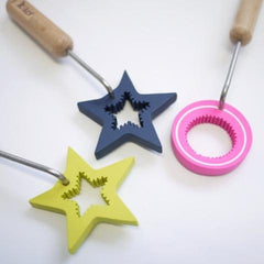 Magical Star Bubble Blowing Set