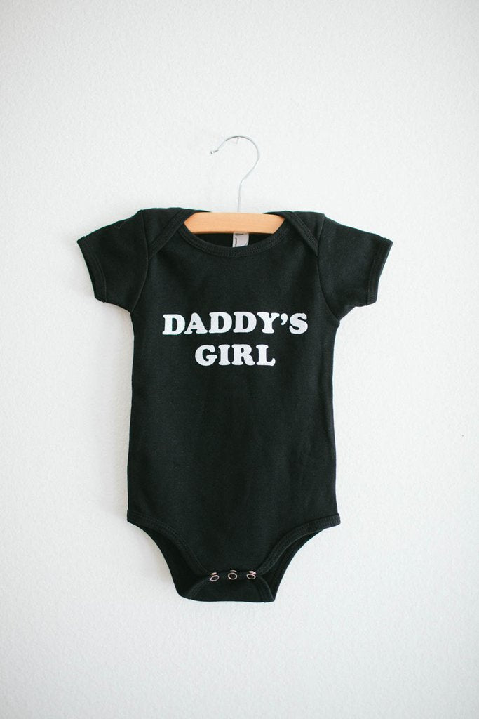 The Bee & The Fox - Daddy's Girl (onesie)