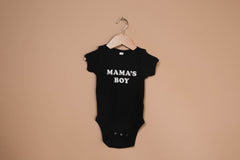The Bee & The Fox - Mama's Boy (Onesie)