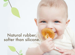 Natursutten Rounded Orthodontic Pacifier