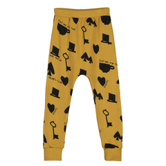 Wonderland Velo Pants - Dark Camel