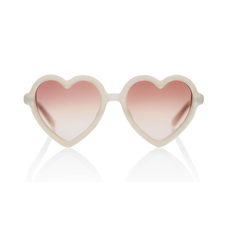 Lola Sunglasses - Lemon Cremé