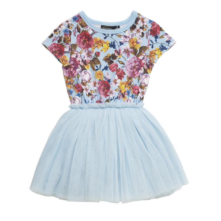 Flower Power Party Dress