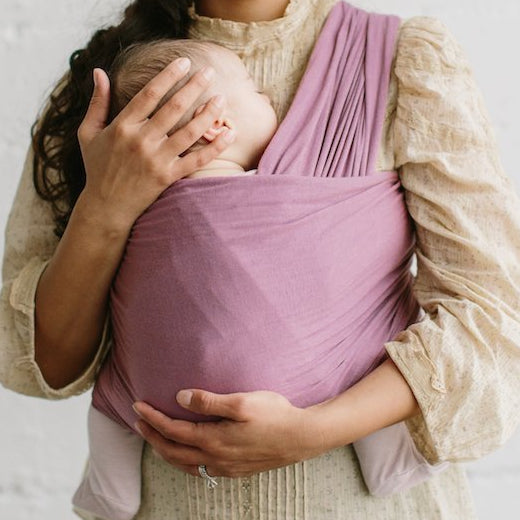 Mauve - Solly Baby Wrap