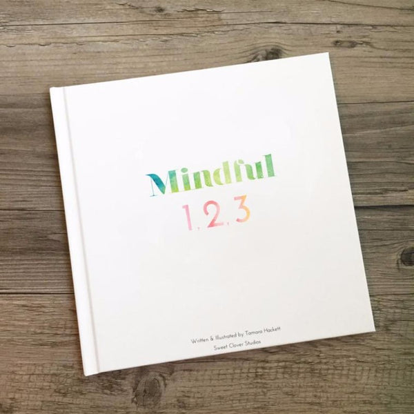 Mindful 1,2,3 Hardcover Book