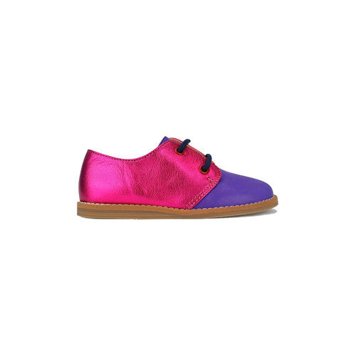"""Peony"" Leather Shoe"