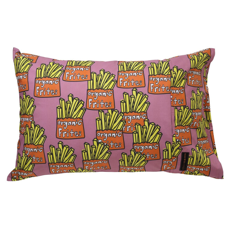 Frites Single Pillowcase