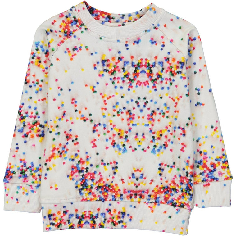 Sugar Dots Sweatshirt