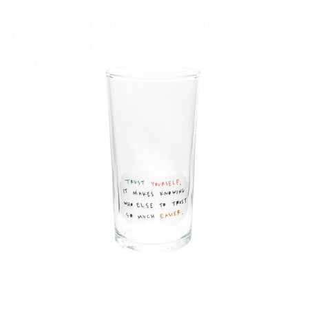 """I'll Drink to That"" Glasses Gift Box"