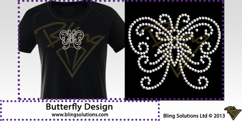 Butterfly Big/Small Design