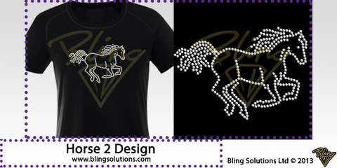 Horse Galloping Design