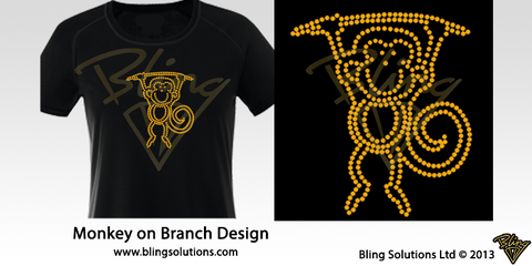 Monkey on Branch Design