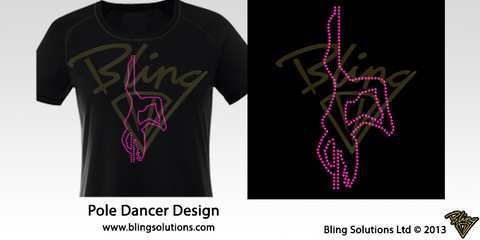 Pole Dancer Design