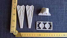 star predator fighter wars 1/72 resin scale model