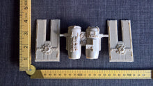 star Bomber wars 1/72 resin scale model kit