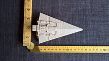 wars Admiral Giels super destroyer scale resin star