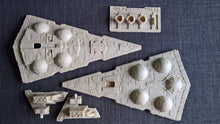 star Dominator destroyer wars resin scale model kit