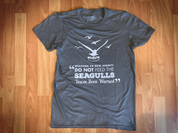 Don't Feed The Seagulls Shirt