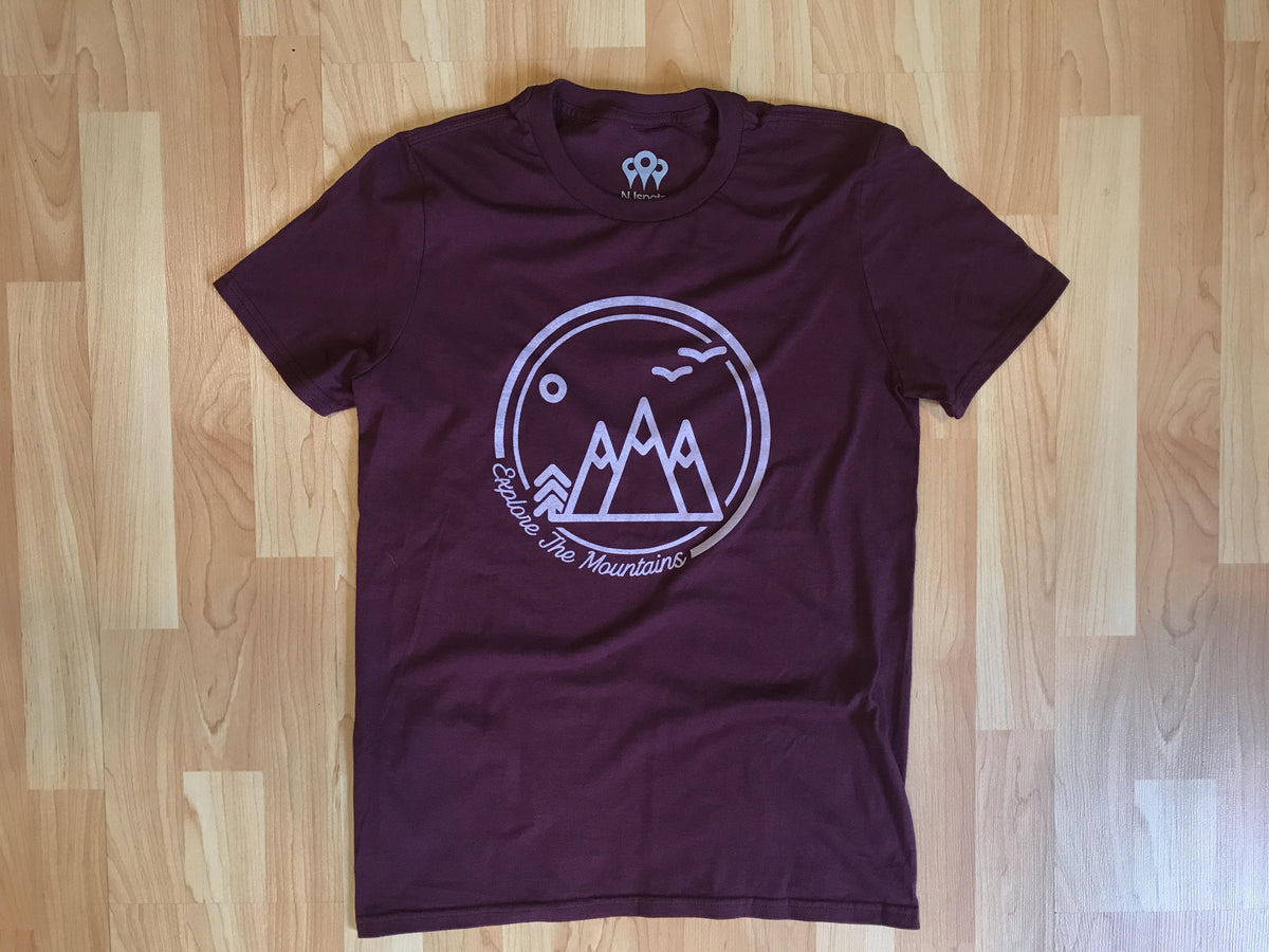 Explore The Mountains Tee
